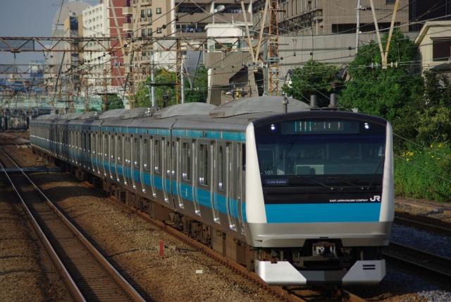 画像(320x214)・拡大画像(640x428) 「線路設備モニタリング装置」京浜東北線営業列
